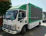 6 LED de alta definición de las ruedas del vehículo de la pantalla resistente al agua 6 T Publicidad móvil Truck