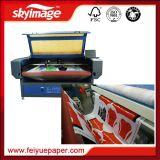 Textile Sportswear를 위한 Positioning 다지점 Laser Cutting Machine (Single Head)