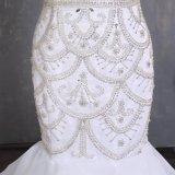 Амели скалистых 2018 Crystal Русалки рельефная свадебные платья