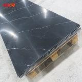 Commerce de gros de la résine acrylique en pierre Surface solide Corian feuille