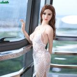Jarliet lebensechte Boobs-Geschlechts-Mädchen TPE-Geschlechts-Puppe für Mann