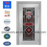 Venta caliente de la puerta de seguridad de acero inoxidable con mejor precio