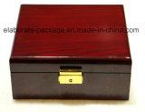 Оптовая продажа случая коробки/подарка ювелирных изделий высокого лоснистого подарка деревянная