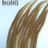 Pollice Ombre Dreadlocks dei capelli umani 20 di prezzi di fabbrica