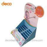 El papel de cartón Mostrador vitrina para la crema de labios