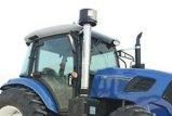 2017 guter Verkauf Lutong 130HP Bauernhof-Traktor