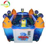 Macchina premiata dell'interno del gioco della galleria del simulatore di pesca del gioco elettronico con 6 giocatori