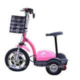 2018の大人のための新しい小型3つの車輪の電気移動性のスクーター