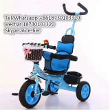 La fabbrica il triciclo di plastica di alta qualità scherza la bici