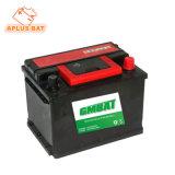 54316 герметичный свинцово-кислотного аккумулятора автомобиля без необходимости технического обслуживания 12V 43AH
