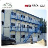 Dreistöckige populäre Arbeitslager-modulare Haus-Anpassung mit gesundheitlichem
