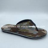 Тапочки PVC Flops Flip пляжа людей Hotsale дешевые (FCL898+12)