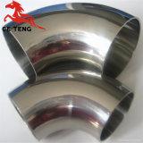 Valvola saldata estremità degli accessori per tubi del gomito degli accessori per tubi del acciaio al carbonio