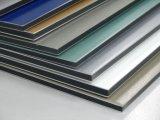 4mm 간격 PVDF 입히는 알루미늄 합성 위원회