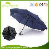 Automatici i più poco costosi aprono e chiudono la pubblicità dell'ombrello delle 3 volte