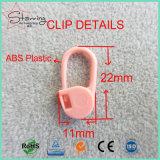 Spilla di sicurezza di lavoro a maglia di plastica dell'ABS variopinto all'ingrosso di 22mm per la modifica d'attaccatura