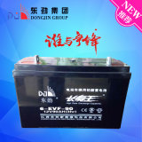6-Evf-90 (12V90AH recargables) y el almacenamiento de plomo-ácido de batería de coche eléctrico