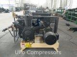 35bar 40barの空気タンクが付いている高圧空気ピストン空気圧縮機