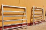 Cheap bovins horse round pen clôture métallique Corral les panneaux de chantier pour la vente