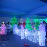 """Тематический парк """"освещение наград светодиодный индикатор для использования вне помещений рождественские украшения"""