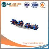 Karbid-Enden-Tausendstel des Flöte-Durchmesser-0.5mm-25mm