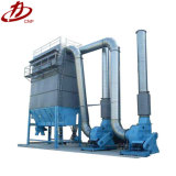Industrielle Beutelfilter-Mikrowellen-Geldstrafen-Staub-Extraktion Baghouse