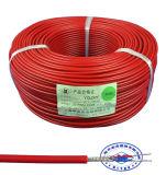 Hoog Temeprature Silicone 2 Kern Beschermde Kabel