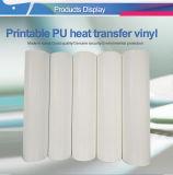 50cm ancho 25m de longitud Printable PU la transferencia de calor vinilo para imprimir