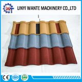 Haltbarer Dach-Material-Stein-überzogene Metallschindel-Dach-Fliese