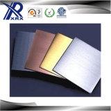 Bobine enduite 201 par couleurs d'acier inoxydable pour la décoration