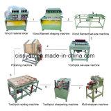 Vendita del fornitore della Cina del Toothpick di legno automatico che fa macchina