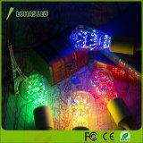 Lampadina decorativa 3W E26 St64 del fuoco d'artificio stellato variopinto LED per la decorazione domestica