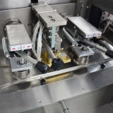 Máquina de Embalagem Alimentar Horizontal Automática para pão bolacha Snack-Embalagem