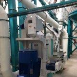 Zambia 200t fresadora automática de harina de maíz