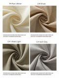 Tessuto di tela, viscosa di tela, poliestere di tela per il panno dell'indumento, tessuto del vestito, tessuto della camicia, tessuto del pannello esterno