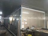 Замораживание туннель для IQF замороженные продукты переработки