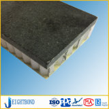 Comitato composito del favo di alluminio del marmo di rivestimento del laminatoio per la decorazione interna