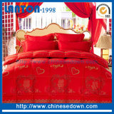 Dell'anatra Comforter caldo eccellente giù per/domestico bianco/grigio/grigio/hotel/ospedale