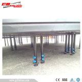 Estrutura do sistema de estágio de equipamento de estágio de alumínio