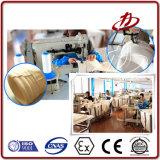 Bolso de filtro industrial del fieltro de Needled del sulfuro del polifenileno (PPS) para el colector de polvo