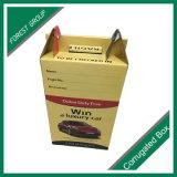 免税店のワインビールキャリアの包装ボックス