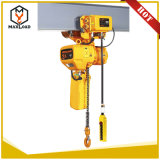 Grua Chain elétrica de 2 toneladas com tipo da suspensão do gancho (HHBB02-01SS)