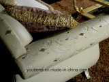 Софа кожи типа твердой древесины Sb33 классическая королевская