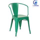 바 룸 사용법에 있는 판매 금속 가구 바 의자