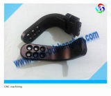 La precisione dell'alluminio 6061 ha lavorato la maniglia alla macchina del treppiedi di macchina fotografica di Digitahi