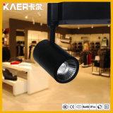 에너지 절약 30W 크리 사람 LED 궤도 빛 광고 방송 장소
