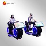 Gimnasio y los juegos de realidad virtual Vr Wireless bicicleta de carreras 9d Vr riding simulator para la venta