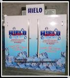 Упакованное крытый и открытый отсек для хранения льда/Ice Merchandiser (DC-750)