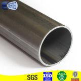 Tubo de acero negro inoxidable de diámetro bajo Sch40
