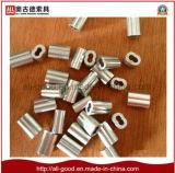 Wir Typ ovale Hülsen-Aluminiumscheibe